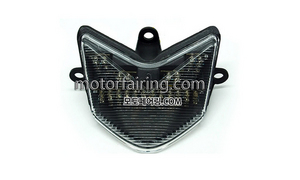 테일라이트/데루등/Kawasaki ZX-10R 2004-2005 Tail Light Clear 30