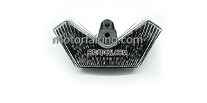 테일라이트/데루등/Kawasaki ZX-14RZZR1400 2006-2011 Tail Light Clear 30