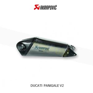 아크라포빅 튜닝 머플러 두카티 파니갈레V2 티타늄 레이싱 SILENCERS 96481731AA