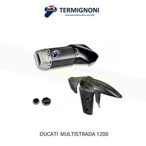 떼르미뇨니 튜닝 머플러 두카티 멀티스트라다1200 SPORT VALUE PACK 97980052A