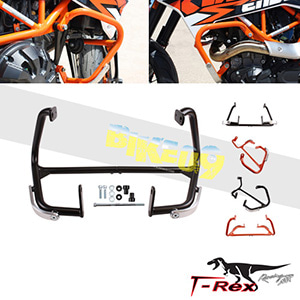 티렉스 엔진가드 KTM 690Enduro R, 690SMC R Engine Guard Crash Cages GB레이싱