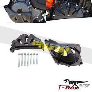 티렉스 엔진케이스 커버 가드 슬라이더 KTM RC390, 듀크390(2015) Engine Case Covers GB레이싱
