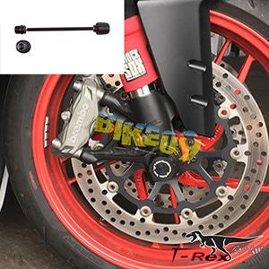 티렉스 포크슬라이더 두카티 DUCATI 파니갈레899, 파니갈레899S(13-15), 파니갈레959(16-18) Front Axle Sliders GB레이싱