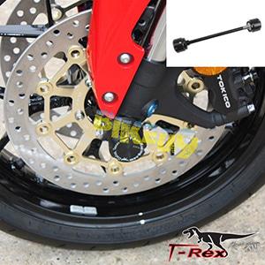 티렉스 포크슬라이더 혼다 HONDA CBR600RR(04-19) Front Axle Sliders GB레이싱