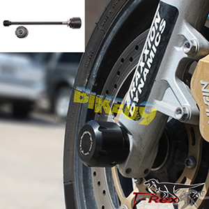 티렉스 포크슬라이더 혼다 HONDA SP2, RC-51, SP1, RVT1000R, SP2, VTR1000(02-06) Front Axle Sliders GB레이싱