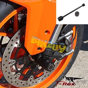 티렉스 포크슬라이더 KTM 1190어드벤처, 1290슈퍼듀크R(14-16) Front Axle Sliders GB레이싱