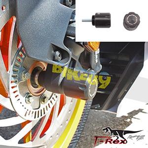 티렉스 포크슬라이더 KTM 듀크390, RC390(15-17) Front Axle Sliders GB레이싱