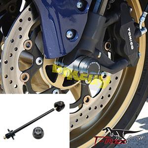 티렉스 포크슬라이더 스즈키 SUZUKI GSX1300R 햐야부사(08-15) Front Axle Sliders GB레이싱