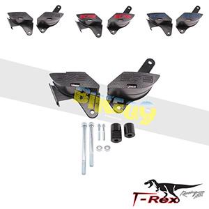 티렉스 엔진케이스 커버 가드 슬라이더 트라이엄프 TRIUMPH 데이토나675 2nd Gen 675 Logo (09-10) No Cut Frame Sliders  GB레이싱