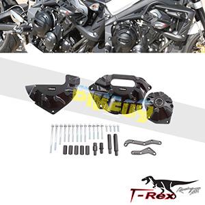 티렉스 엔진케이스 커버 가드 슬라이더 트라이엄프 TRIUMPH 스트리트트리플, 스트리트트리플R(06-17) Engine Case Covers GB레이싱