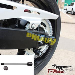 티렉스 리어슬라이더 스즈키 SUZUKI 밴딧 1250S ABS(08-17) Rear Axle Sliders GB레이싱