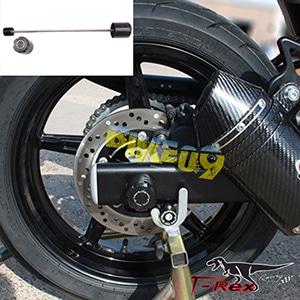 티렉스 리어슬라이더 스즈키 SUZUKI SV650(17-18) Rear Axle Sliders GB레이싱