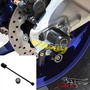티렉스 리어슬라이더 야마하 YAMAHA YZF-R1(15-17) Rear Axle Sliders GB레이싱