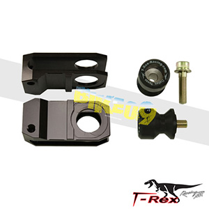 티렉스 스윙암슬라이더 야마하 YAMAHA YZF-R6(06-13) Axle Block Sliders Spools GB레이싱