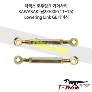 티렉스 로우링크 가와사키 KAWASAKI 닌자300R(11-16) Lowering Link GB레이싱