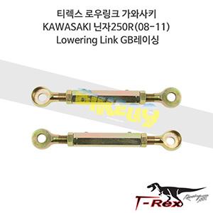 티렉스 로우링크 가와사키 KAWASAKI 닌자250R(08-11) Lowering Link GB레이싱