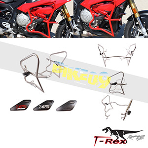 티렉스 엔진가드 BMW S1000XR(16-17) Engine Guard Crash Cages GB레이싱