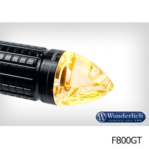 분덜리히 F800GT Motogadget m-Blaze cone indicator 좌측용 블랙색상