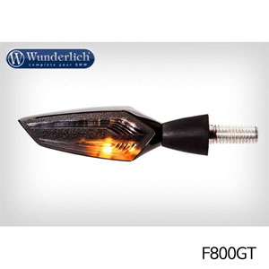 분덜리히 F800GT Motogadget m-Blaze Edge indicator 좌측용 블랙색상