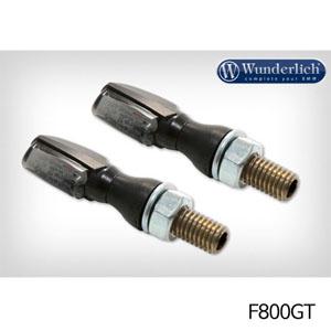 분덜리히 F800GT LED tail light indicator pair SPARK tinted 블랙색상