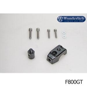 분덜리히 F800GT Mirror clamp for additional mirror (Set) 블랙색상