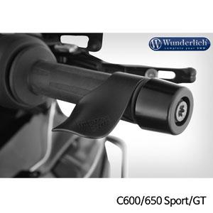 분덜리히 BMW C600 C650 Sport GT 스로틀 락커 블랙색상
