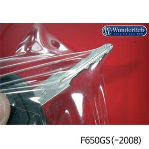 분덜리히 F650GS(-2008) Universal foil 20 x 30 cm (no applicator fluid included)