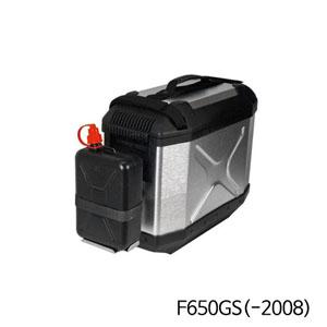 분덜리히 F650GS(-2008) 2 litre canister incl. support