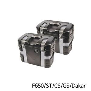 분덜리히 F650ST F650CS F650GS Dakar GOBI Case Set Black Edition 블랙 실버 Edition