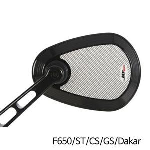 분덜리히 F650ST F650CS F650GS Dakar MFW aspherical aluminium mirror 카본 블랙