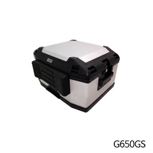 분덜리히 G650GS Backrest pad Xplore Topcase