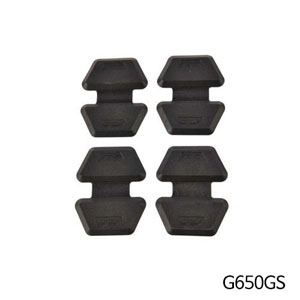 분덜리히 G650GS Case protection pads Set of 4 parts