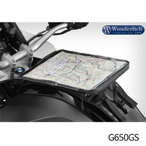 분덜리히 G650GS Replacement map holder for tank bag Elephant