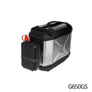 분덜리히 G650GS 2 litre canister incl. support