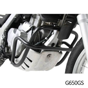 분덜리히 G650GS Engine protection bar set - black