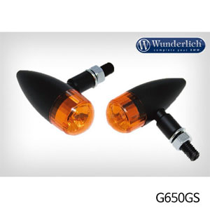 분덜리히 G650GS Indicator bullet light (set)