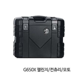 분덜리히 G650X 챌린지/컨츄리/모토 Hepco & Becker GOBI pannier set - black