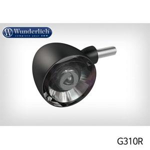분덜리히 G310R Kellerman Bullet 1000 (piece) - front 블랙