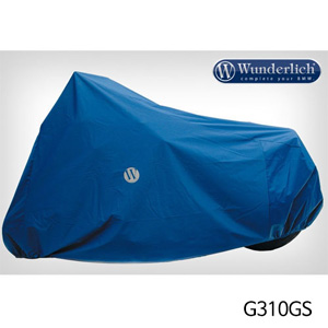 분덜리히 G310GS Outdoor Cover - blue