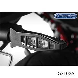 분덜리히 G310GS indicator protection short - Piece 블랙