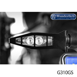분덜리히 G310GS indicator protection set front - Set 블랙