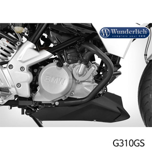 분덜리히 G310GS engine crash bar 블랙