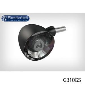 분덜리히 G310GS Kellerman Bullet 1000 (piece) - front 블랙