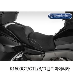 분덜리히 K1600GT GTL B 그랜드 아메리카 driver seat K 1600 GT 블랙