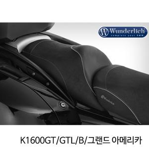분덜리히 K1600GT GTL B 그랜드 아메리카 co-driver seat K 1600 GT 블랙