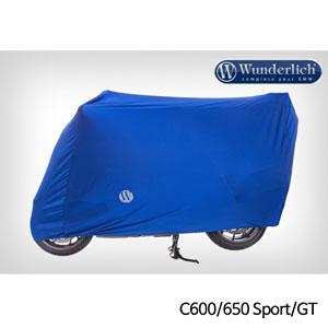 분덜리히 BMW C600 C650 Sport GT 오토바이 인도어 커버 블루색상