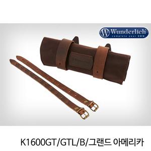 분덜리히 K1600GT GTL B 그랜드 아메리카 tool bag Mammut - brown