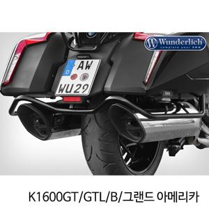 분덜리히 K1600GT GTL B 그랜드 아메리카 case protection bar 블랙 타입1