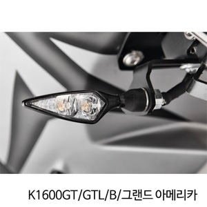 분덜리히 K1600GT GTL B 그랜드 아메리카 Kellermann Micro Rhombus PL indicator - front right