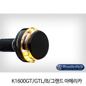 분덜리히 K1600GT GTL B 그랜드 아메리카 Motogadget m-Blaze Disc indicator - right 블랙